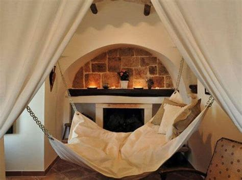 indoor hammock bed 15 creative ways to make your bed awesome apartment geeks