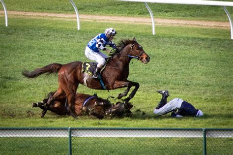 20 of the Craziest Horse Falls of All Time