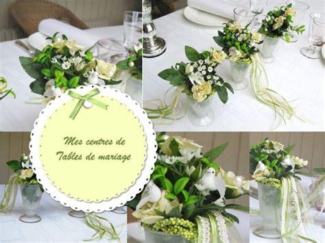 decoration de mariage idee centre de table decorer le