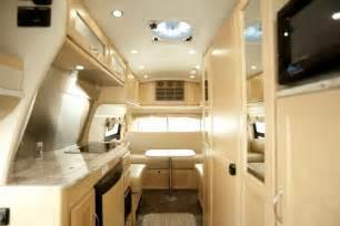 Camper Van Interior Plans
