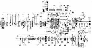 29 Abu Garcia Pro Max Parts Diagram