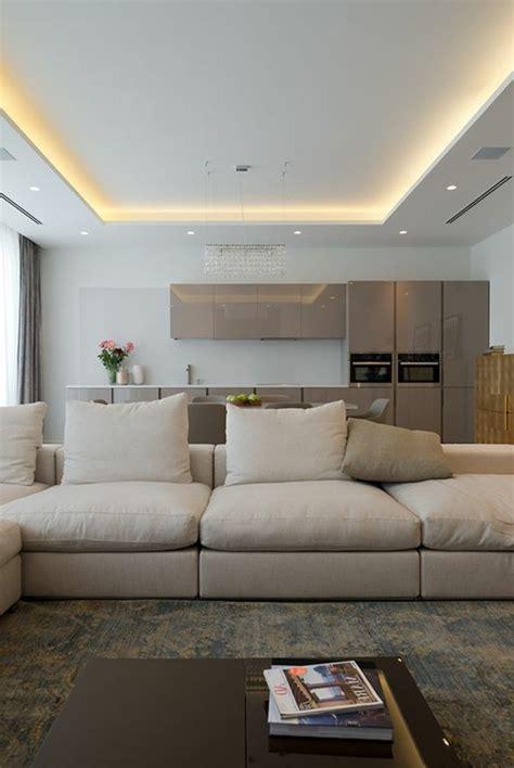 Welche Deckengestaltung Fürs Wohnzimmer Gefällt Ihnen