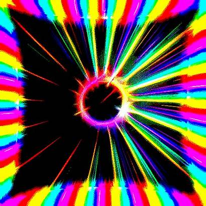 Rainbow Colors Rainbows Colorful Stuff Vibrant Trippy