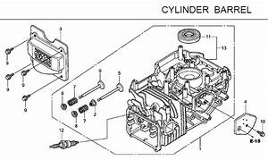 Honda Gcv190 Mower Parts Diagram