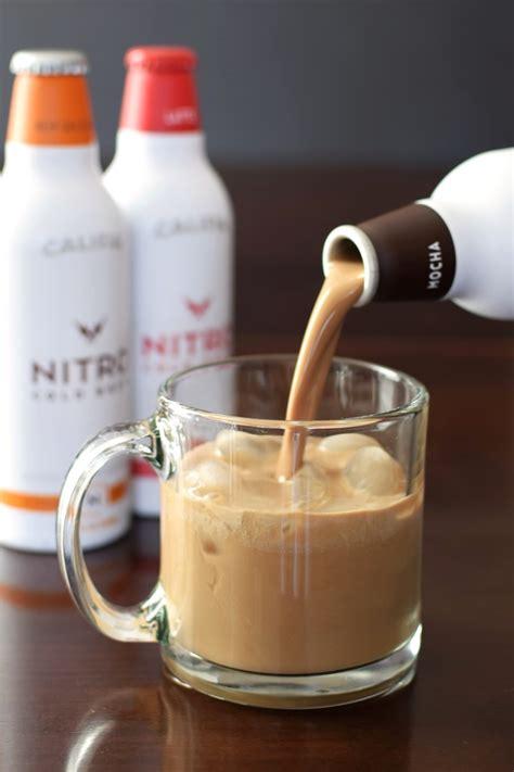 Califia Nitro Cold Brew Coffee Drinks with Almondmilk (Review)