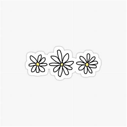 Stickers Redbubble Sticker Flower Quotes Aesthetics Laptop