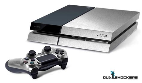 Here's How The Playstation 4 Could Look In 25 Beautiful Colors