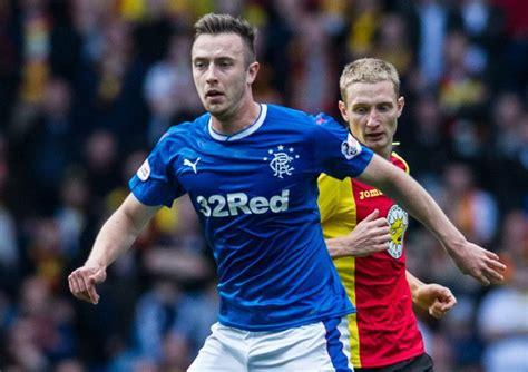 Rangers' Danny Wilson may miss start of new season | The ...