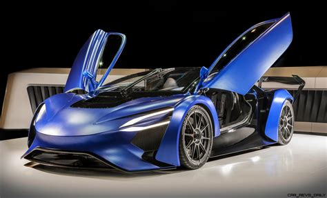 2016 In Cars by 2016 Techrules At96 Trev Supercar Concept