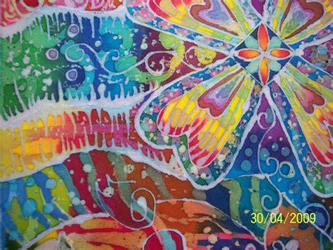 batik painting chicapod