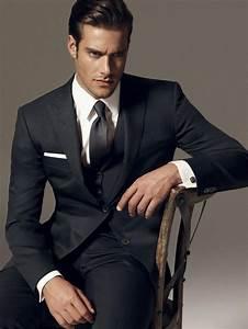 l39oiseau de nuit se pare de noir l39actu kebello With quelle couleur avec bleu marine 19 costume 3 piaces homme gris
