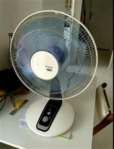 Petit Ventilateur De Bureau : notre test du ventilateur de table rowenta turbo silence vu2640f0 ~ Teatrodelosmanantiales.com Idées de Décoration