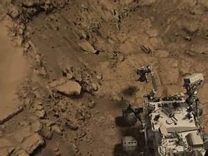 NASA's Mars Exploration Program : Multimedia - Laser Hits ...