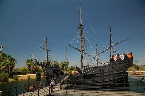 Barcos De Cristobal Colon Huelva by Barcos De Colon Carabelas Que Us Cristbal Coln En Muelles