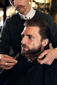 Men Barber Shop Beard Trimming