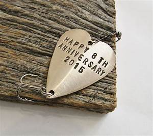 eighth anniversary gift for 8th wedding anniversary bronze With 8th wedding anniversary gifts for her