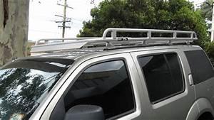 Nissan Pathfinder R51 Roof Racks