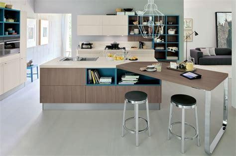 cuisine design italienne avec ilot ilot central cuisine design cuisine avec ilot repas