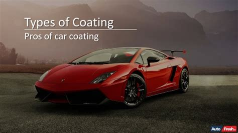 Pros Of Car Coating