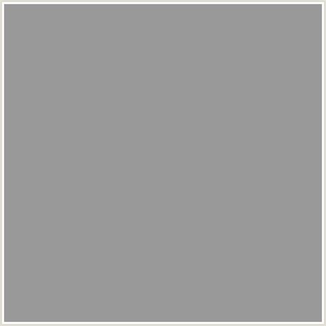 silver hex color 999999 hex color on colorcombos with rgb values of