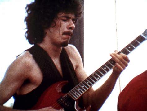 Santana Recalls Days Of Woodstock, Drugs & Music