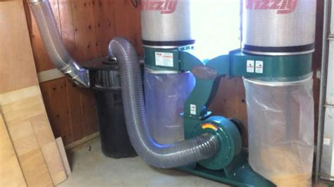 Dust Collection With A Thien Cyclone Separator And A Short