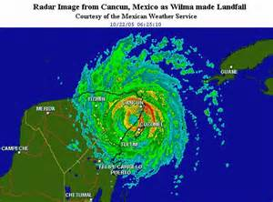 Radar Weather Map Cancun Mexico
