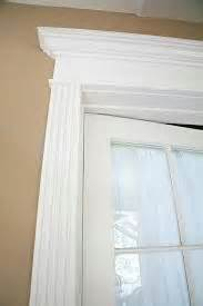 window surround images  pinterest window casing crown molding  crown moldings
