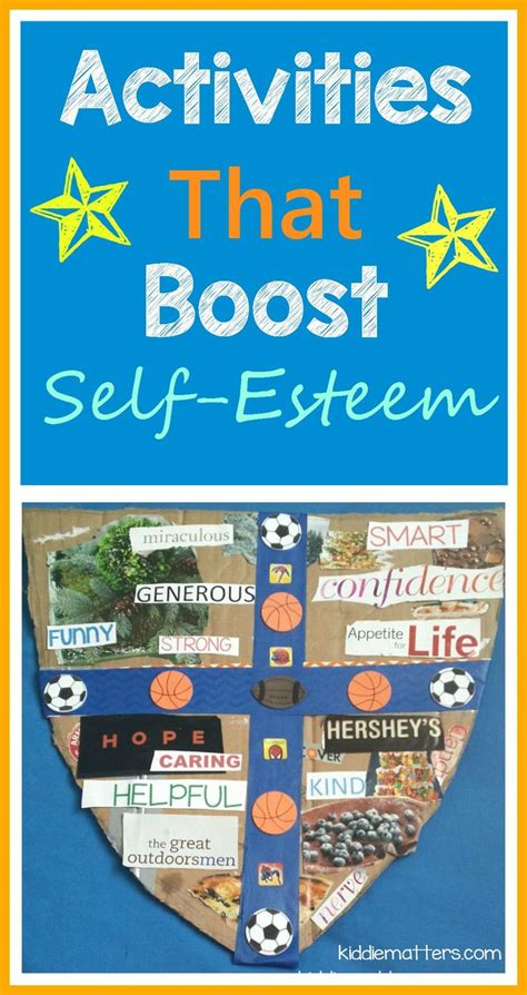 self esteem activities and children on 270   ecef0713462cb308b1b4b91457b60f74