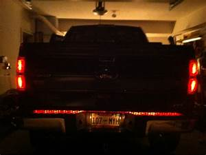 Reverse Light Wire 2010 Led Bar Instal