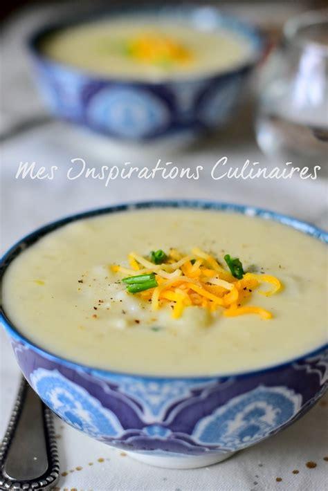 soupe poireaux pomme de terre velout 233 e le blog cuisine