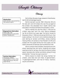 obituary template 21 free blank obituary templates word With writing obituaries templates