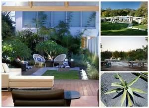 idee jardin exterieur meilleures images d39inspiration With idee deco jardin avec cailloux 7 idee bordure jardin 50 propositions pour votre exterieur