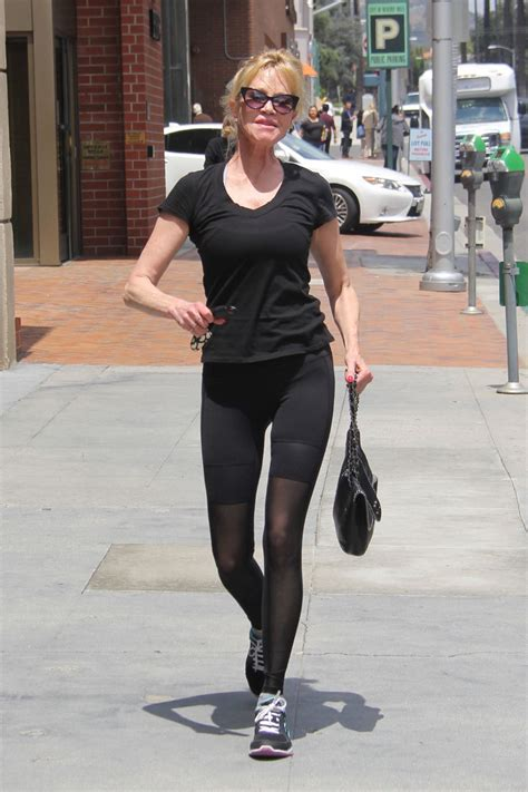 melanie griffith  tights   beverly hills