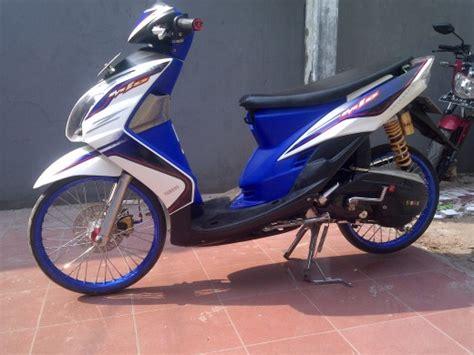 Motor Mio Soul Thailook by Mio Soul Thailook Style Putih Motor