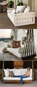 Balkon Liege Für Zwei : die besten 25 schaukel garten ideen auf pinterest ~ Markanthonyermac.com Haus und Dekorationen