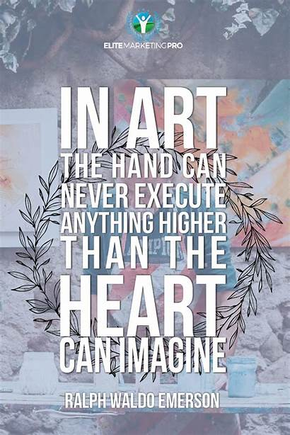 Quotes Abundance Motivational Heart Inspirational Fill Achieve