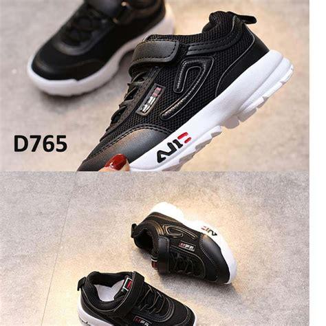 Sepatu Fila Harganya d765 sepatu fila sepatu anak import toko baju anak