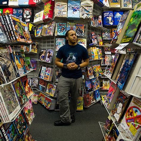 Secret Lives Of Comic Store Employees