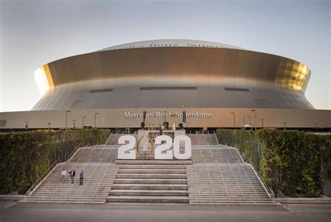 For over 40 years, the superdome has distinguished the new orleans skyline. Our Views: Mercedes-Benz picked Atlanta, but the Superdome is the real winning venue | Our Views ...