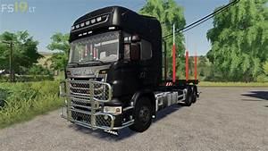 Scania R730 Hkl V 1 0 0 2   Farming Simulator 19 Mods