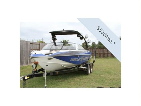 Second Hand Malibu Boats For Sale by Malibu Wakesetter 20 Vtx In Texas Power Boats Used 21001