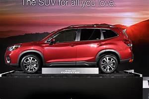 U041e U0431 U0437 U043e U0440 Subaru Forester 2019