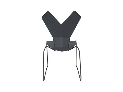 buy the tom dixon y chair sled base at nest co uk