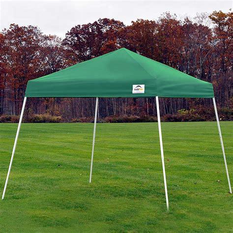 portable shade canopy shelterlogic 12 x 12 portable canopy slanted leg in canopies