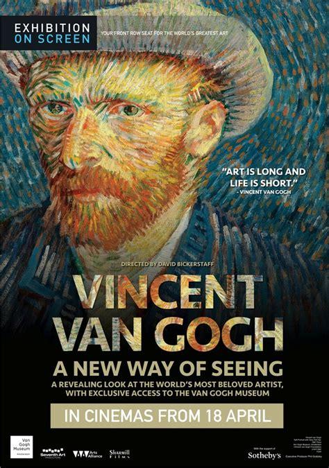 exhibition  screen vincent van gogh presented  arena