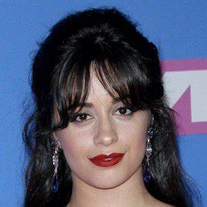 Camila Cabello Pop Singer Bio Facts Famous