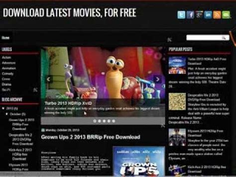 Download Free Movies, Full Length, Good Quality Youtube