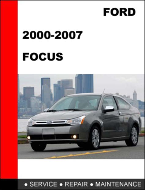 download car manuals 2007 ford focus electronic throttle control 2007 ford focus workshop manual free download