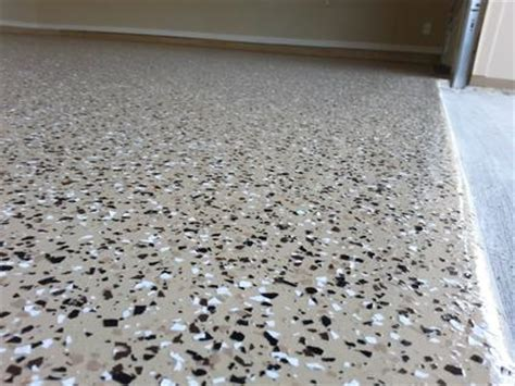 100 Solids Epoxy Floor Coating Sherwin Williams by Garage Flooring Services
